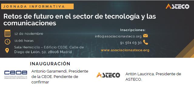 Próxima jornada informativa de ASTECO